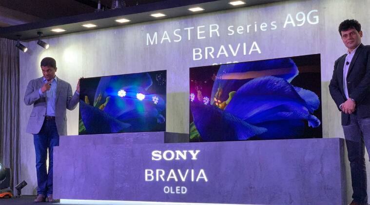 Sony launches Bravia Master Series A9G OLED calibrated for Netflix