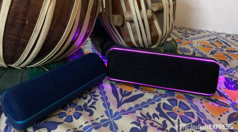 Sony SRS-XB32, SRS-XB22 speakers review: Perfect party companions