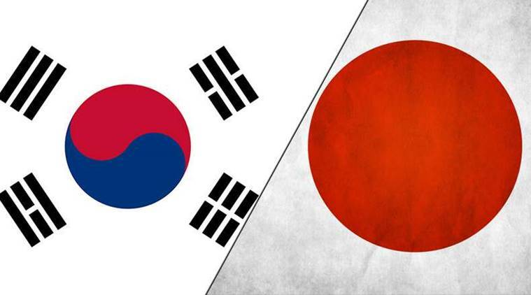 south korea japan tensions, japan south korea trade restrictions, south korea supreme court, trade preferential treatment japan south korea