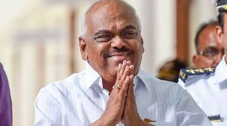 karnataka crisis, karnataka mlas resign, ramesh kumar, karnataka speaker, who is ramesh kumar, who is karnataka speaker, karnataka news