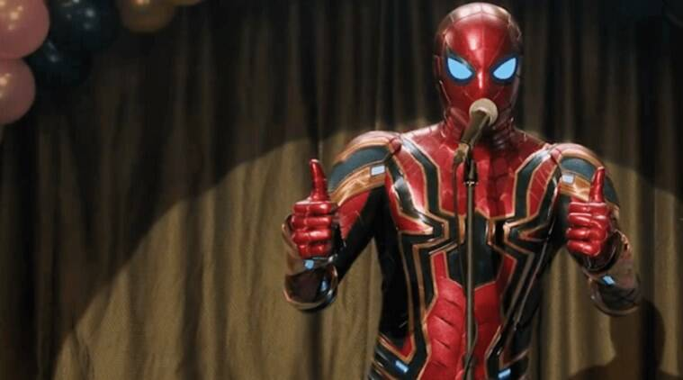 'Spider-Man' rakes in $185.1M over 6-day holiday weekend