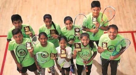 Chandigarh's young squash players begin professional training at Khelshala