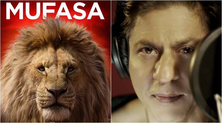 shah rukh khan voices mufasa in the lion king hindi remake