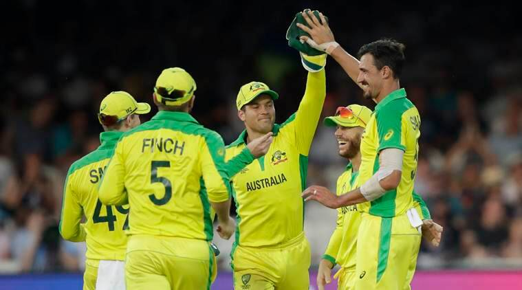 Finch proud of Australia despite heavy England defeat