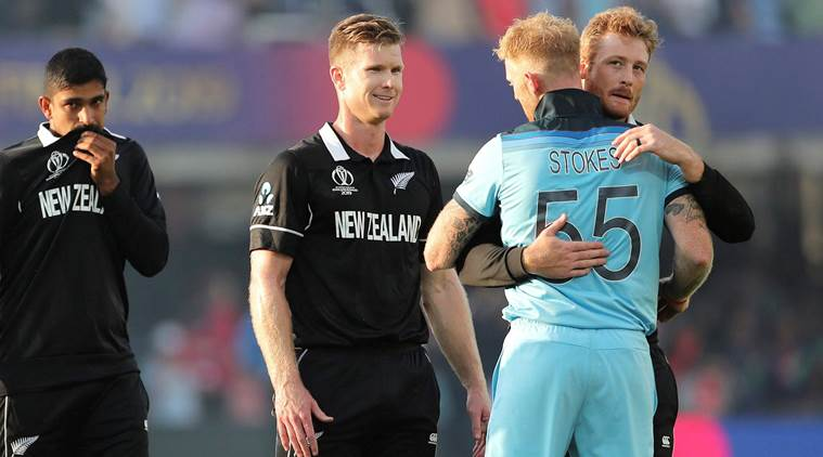 The picture which proves umpire error handed England the Cricket World Cup