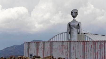 area 51, area 51 us, area 51 aliens, aliens in area 51, area 51 event, area 51 facebook, facebook area 51, facebook area 51 event, us air force, air force area 51, area 51 nevada, nevada us area 51, area 51 us nevada, nevada desert, world news, Indian Express