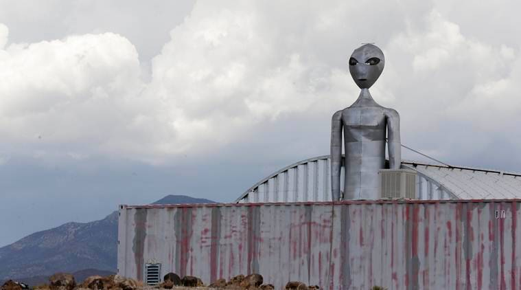 Storm Area 51? It's a joke, but the Air Force is concerned