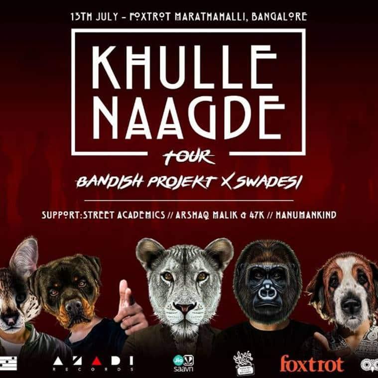 Street-Academics-Bangalore-Malayalam-Multingual-band-perform-stopped-Kerala-Bengaluru-pub-event-poster-Khulle-Naagde-759