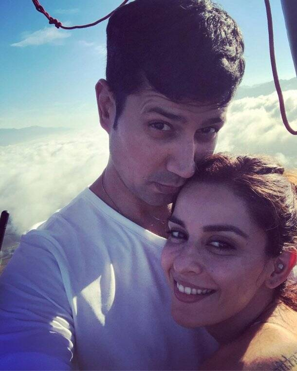sumeet vyas with ekta kaul