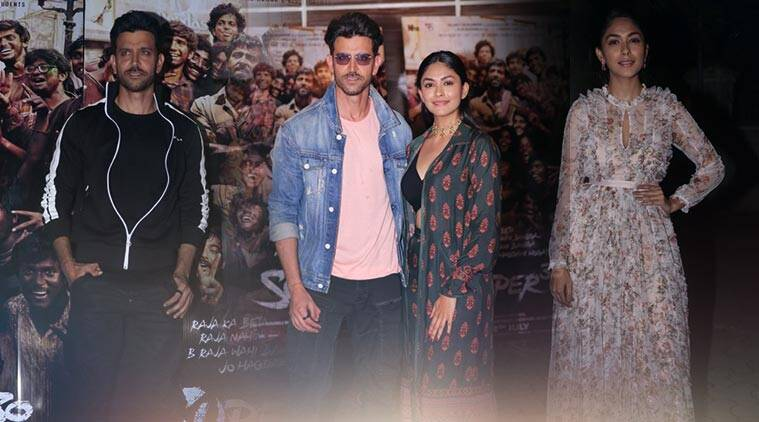 Hrithik Roshan Super 30 collection reached to 12 Crore on opening day