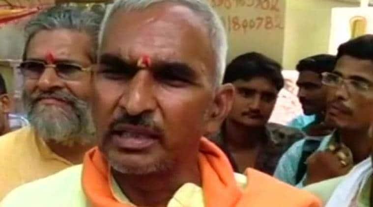 BJP MLA Surendra Singh: 'Muslim men keep 50 women, have 1,050 kids'