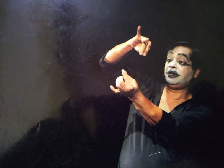tripura mime artist, tripura mime artist award, Sangeet Natak Academy Award tripura mime artist, Swapan Nandy award, tripura news