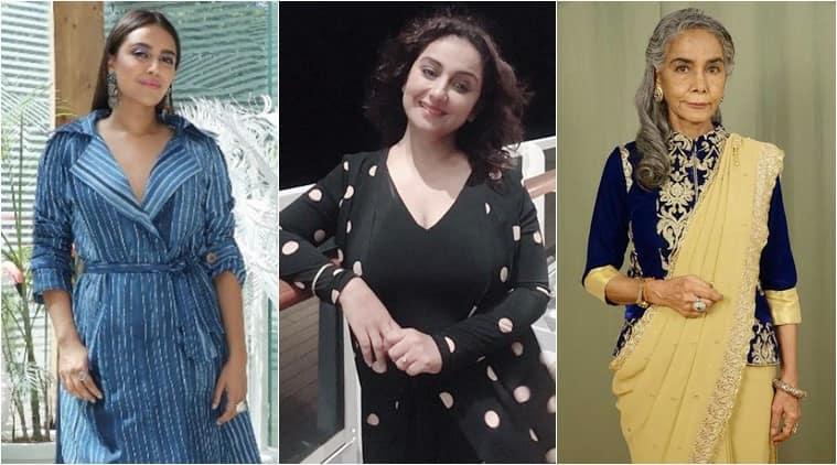 Sheer Khurma cast Swara Divya Surekha