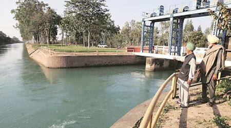 syl canal, syl canal issue, sutlej yamuna link, sutlej yamuna link canal issue, punjab haryana canal issue, punjab haryana water issue, amarinder singh, capt amarinder singh, india news, Indian Express