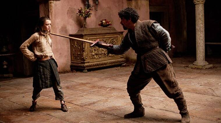 Game of Thrones: Here's why Arya and the audience never saw Syrio die