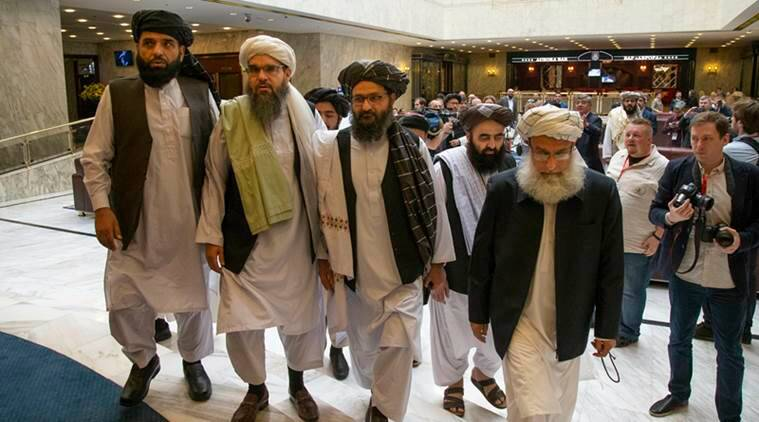 Taliban says latest talks end on US Afghanistan withdrawal