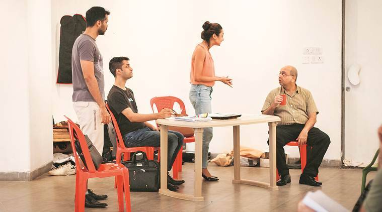 a few good men, a few good men play, Nadir Khan, Nadir Khan playwright