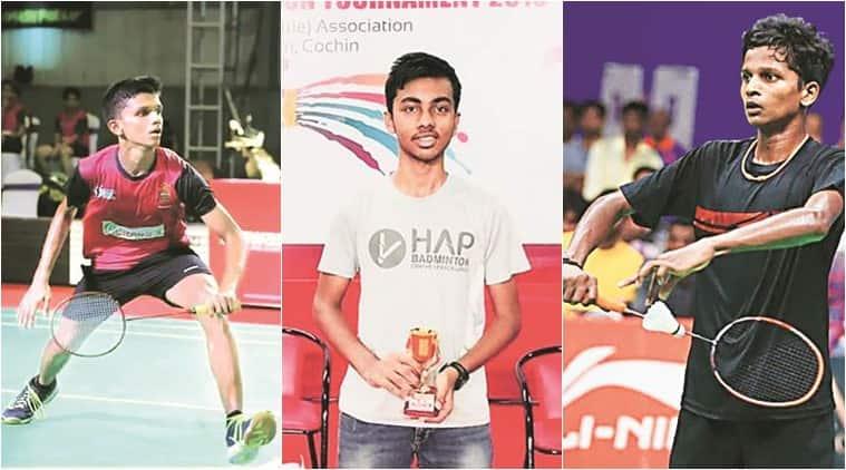 Badminton, Badminton Tamil Nadu, Tamil Nadu Badminton, Badminton Asian Junior championship, Sankar Muthuswam, K Sathish Kumar, Sidhanth Gupta, Badminton news, Indian Express, latest news