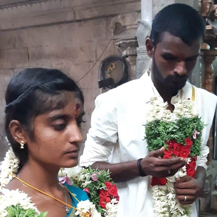 Tamil Nadu: Couple hacked to death over inter caste marriage, woman's father arrested