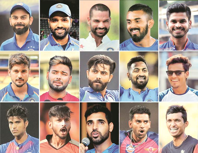 team india, team india west indies tour, west indies tour team india, team india squad, west indies tour squad, team india west indies tour squad, virat kohli, ms dhoni, sports news, cricket news, Indian Express