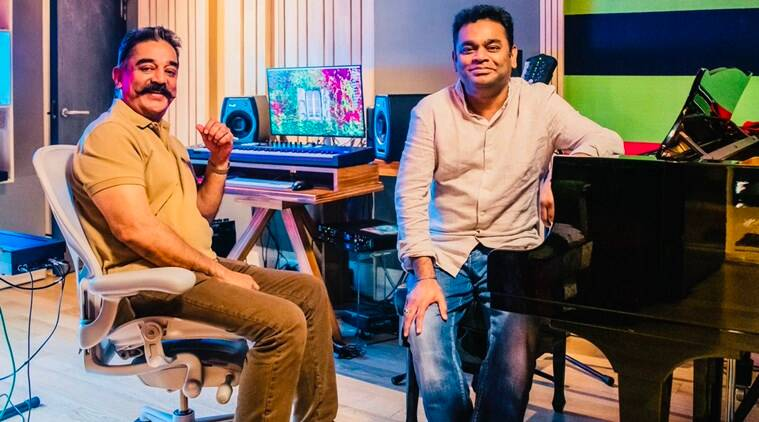Kamal Haasan revives Thalaivan Irukkindraan, AR Rahman on board