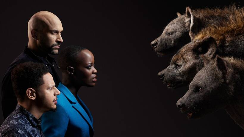 meet the voice cast of the lion king