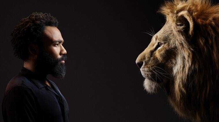 The Lion King donald glover