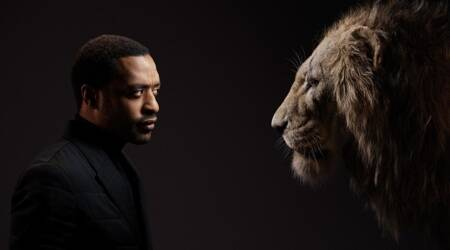 The Lion King Chiwetel Ejiofor