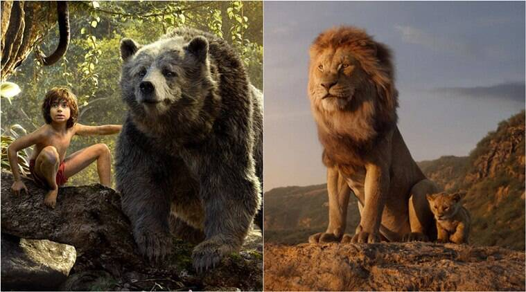 the lion king compared with the jungle book