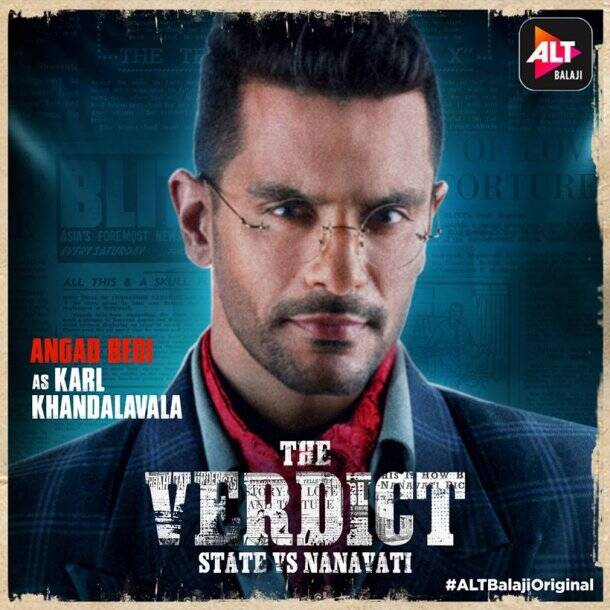 angad bedi web series the verdict