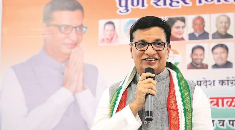 Congress-NCP will win 160 seats, return to power: Balasaheb Thorat   Cities News,The Indian Express
