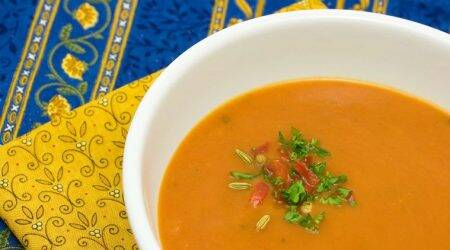 monsoon foods, tomato soup recipe