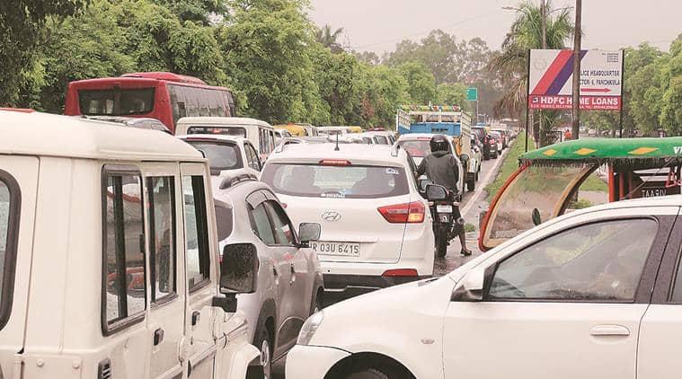Chandigarh metro, Chandigarh metro rail, metro in Chandigarh, Chandigarh traffic, Chandigarh news, city news, Indian Express