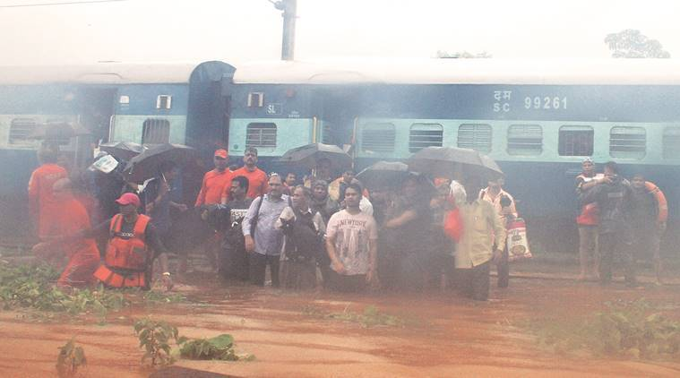 Mumbai: 'Why was the train allowed to ply when CR officials