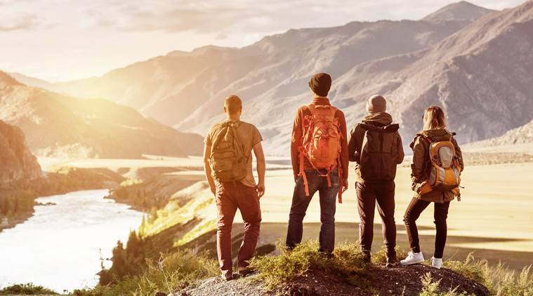 travelling, travelling in group, group travelling plan, way to plan travel, indian express, indian express news