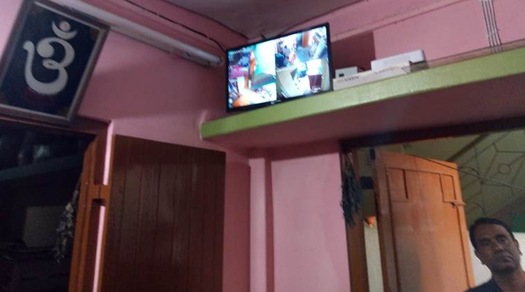 tripura, tripura news, tripura woman complains of cctv cameras in house, husband installs cctv cameras at home