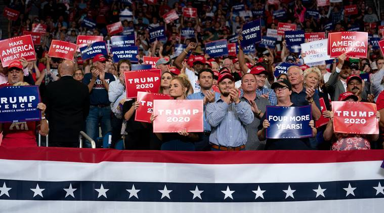 donald trump, us, trump, us presidential election, us election, us election 2020, election, congress, obama, immigration, electoral college, midterm elections,  world news, indian express news