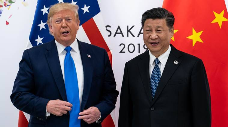 us china trade talks, us china trade war, us china trade tariffs, united states, china, donald trump, kim jong un, indian express news