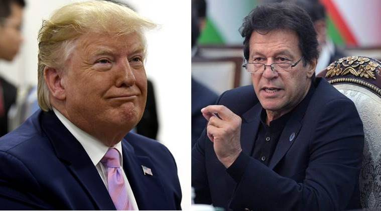Ahead of Imran's visit, US expresses concerns over curtailment on press freedom in Pakistan