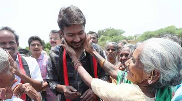 Udhayanidhi Stalin, MK Stalin, DMK, Tamil Nadu Politics, Lok Sabha Elections, Kalaignar Karunanidhi, Youth Wing Seceretary, Indian Express News