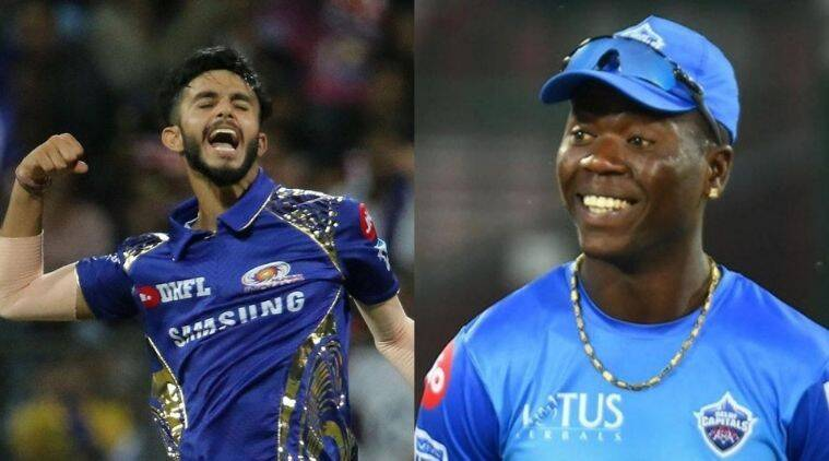 Mumbai Indians trade Mayank Markande to Delhi Capitals for Sherfane Rutherford