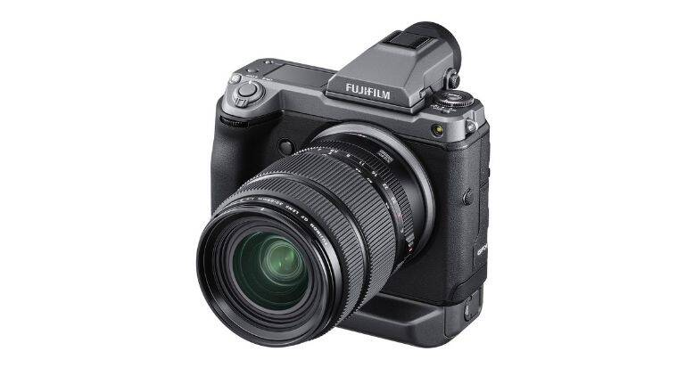 Fujifilm GFX 100 costs Rs 7.8 lakh, but then it has a 102MP sensor