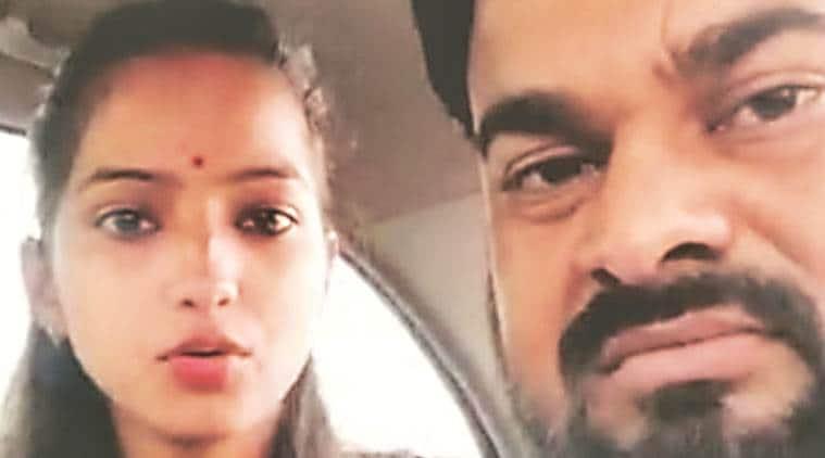 sakshi mishra, up mla daughter, Daughter 'hounded' by UP MLA, up mla daughter video, up mla daughter marries dalit, ajitesh kumar, Bidri Chainpur constituency, Bareilly mla