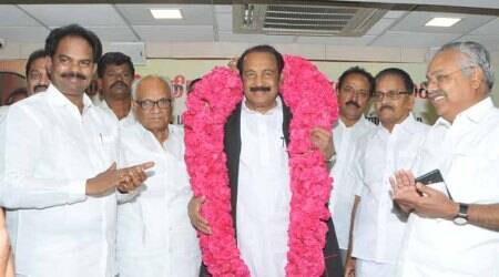 Vaiko, Anbumani elected unopposed to RS from TN