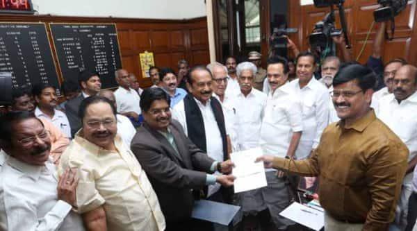 Vaiko, Rajya Sabha, MDMK, DMK, Stalin, LTTE, AIADMK, PMK, Tamil Nadu Politics, Chennai, Chennai News, Indian Express News