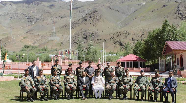 Rajnath singh, Rajnath Singh Kashmir, Kashmir Rajnath Singh, kashmir issue, rajnath singh, rajnath kashmir issue, rajnath in kashmir, home minster, hurriyat leaders, kashmir separatists, kashmir issue home minister, indian express