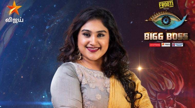 Vanitha Vijaykumar Bigg Boss Tamil 3