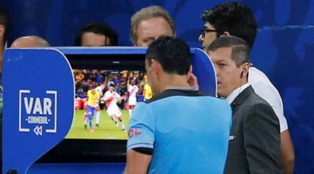 Video Assistant Referee , VAR, Africa Cup of Nations, Cup of Nations, FIFA, CAF president, Ahmad Ahmad