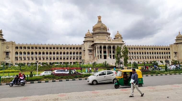 karnataka assembly, doordarshan karnataka assembly proceedings, karnataka bjp government, latest news, indian express