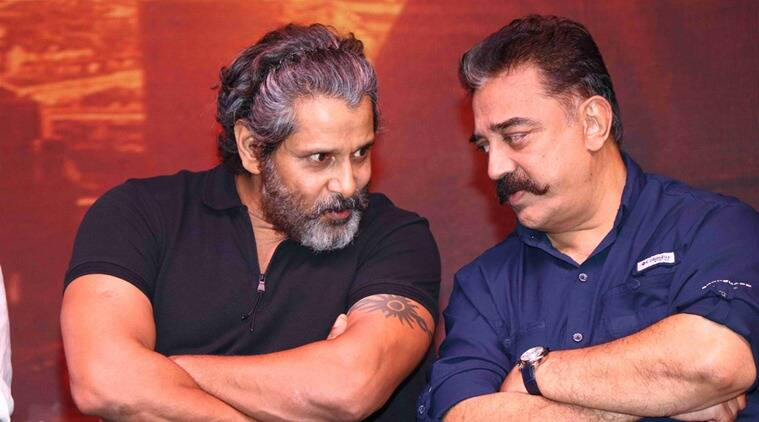 Vikram is the ultimate hero: Kamal Haasan
